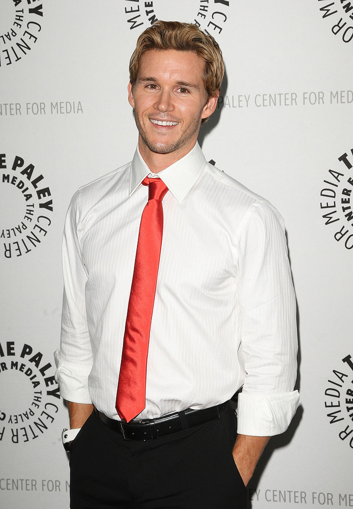 "Ryan Kwanten arrives at the ""True Blood"" season premiere held during PaleyFest09 at the ArcLight cinemas on April 13, 2009 in Hollywood, California"