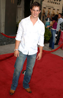 Premiere: Ryan Merriman at the Hollywood premiere of Paramount Classics' Hustle & Flow - 7/20/2005