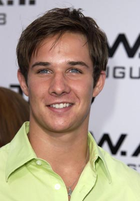 Premiere: Ryan Merriman at the LA premiere of S.W.A.T. - 7/30/2003 Steve Granitz, Wireimage.com