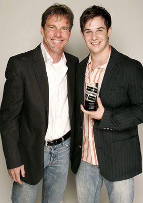 Dennis Quaid and Ryan Merriman Movieline's Hollywood Life 7th Annual Young Hollywood Awards - 5/1/2005