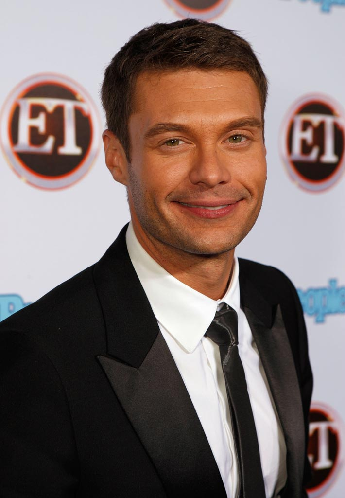 Ryan Seacrest arrives at 11th Annual Entertainment Tonight Party Sponsored By People.