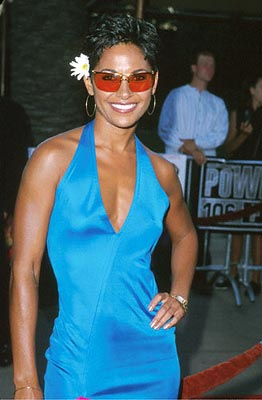 Premiere: Salli Richardson at the Universal City premiere of Universal's Nutty Professor II: The Klumps - 7/24/2000 Salli Richardson-Whitfield