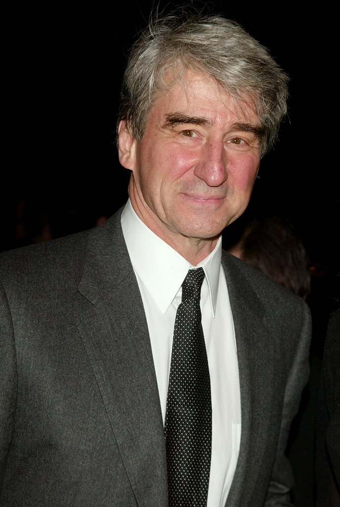 "Sam Waterston at the World Premiere of ""Beyond Borders.""  October 20, 2003"