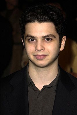 Premiere: Samm Levine at the Hollywood premiere of Paramount's Orange County - 1/7/2002