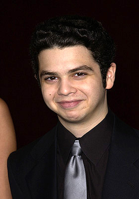 Samm Levine 53rd Annual Emmy Awards - 11/4/2001