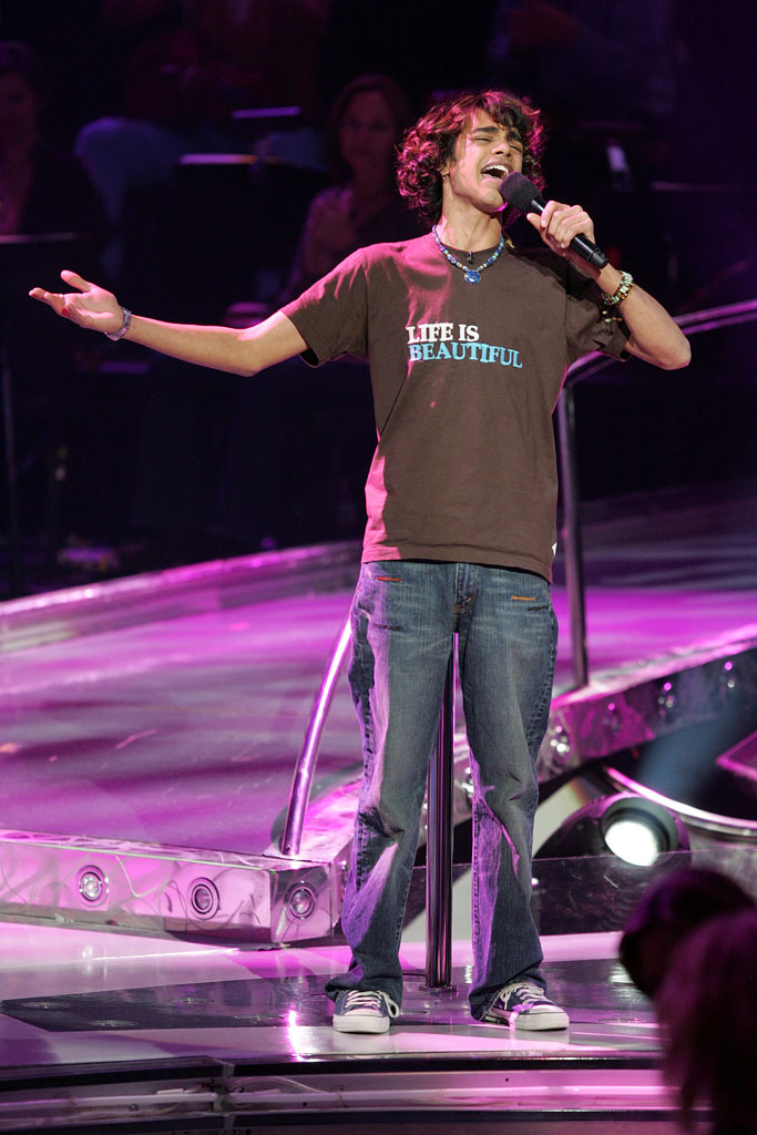 Sanjaya Malakar is eliminated on the 6th season of American Idol.