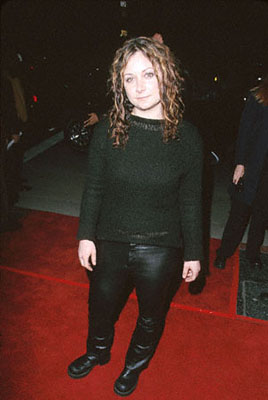 Premiere: Sara Gilbert at the El Capitan Theatre premiere of Touchstone's High Fidelity in Hollywood - 3/28/2000