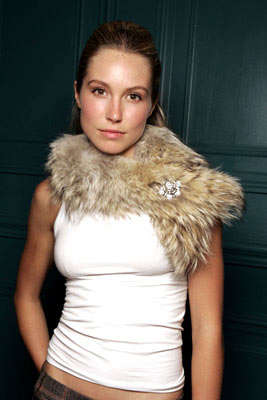 "Sarah Carter 2004 Toronto International Film Festival - ""Haven"" Portraits"