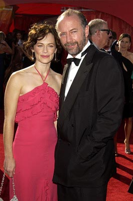 Sarah Clarke, Xander Berkeley 55th Annual Emmy Awards - 9/21/2003