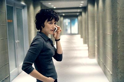 Sarah Clarke as Nina Myers Fox's 24