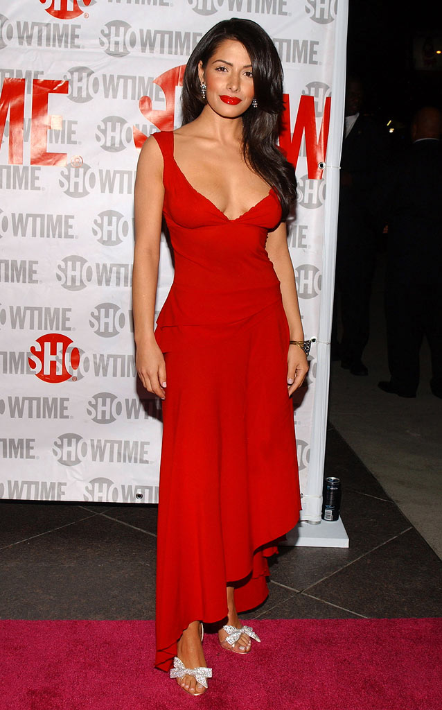 "Sarah Shahi of Life at ""The L Word"" Showtime Network's Second Season Premiere."
