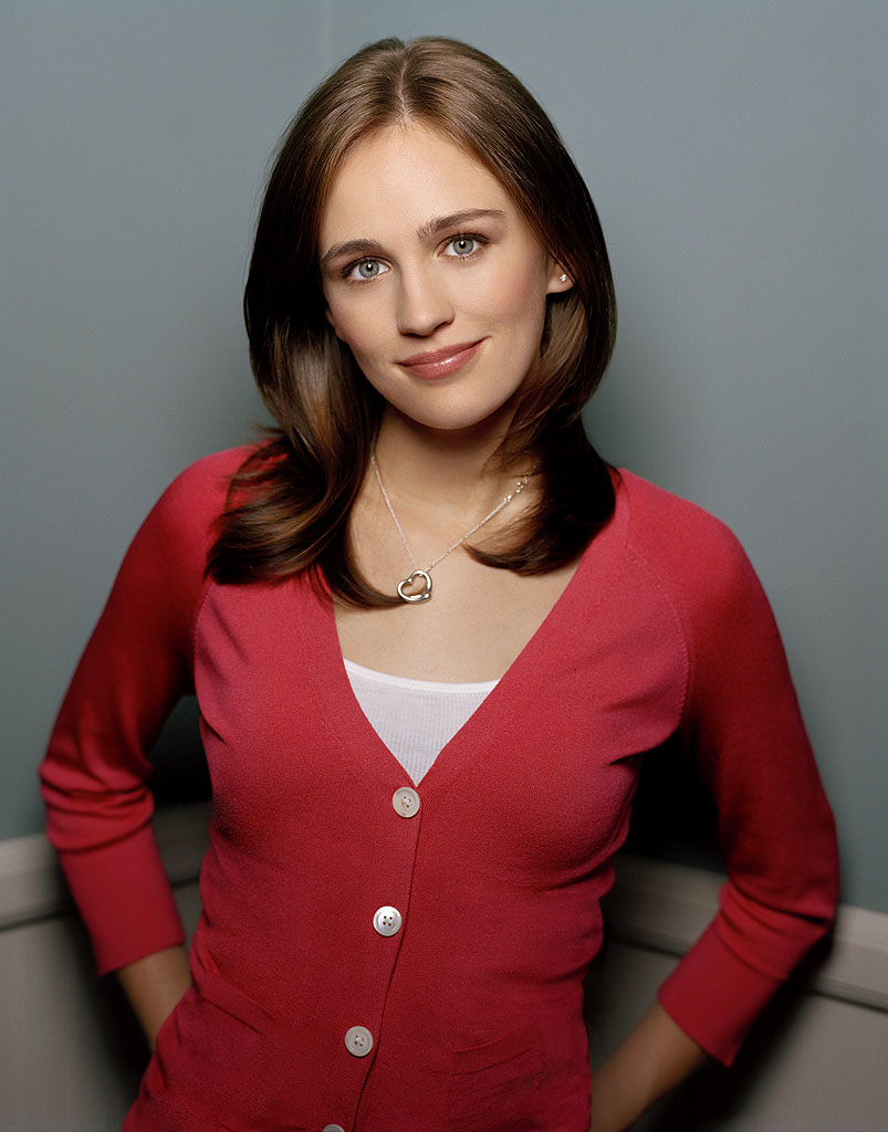 Sarah Thompson stars as Rose in 7th Heaven on The CW.