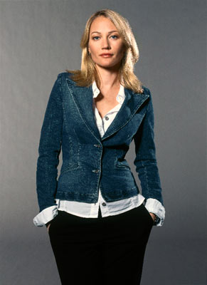 Sarah Wynter USA Network's The Dead Zone