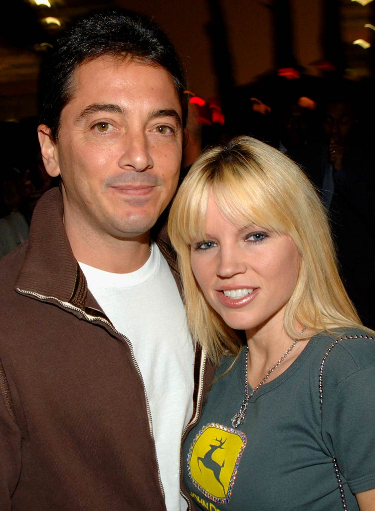 "Scott Baio and Renee Sloan at the ""Barlesk"" Show at The Cabana Club."