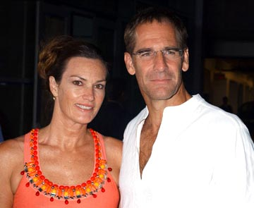 Premiere: Chelsea Field and Scott Bakula at the Hollywood premiere of Warner Independent Pictures' Criminal - 8/30/2004