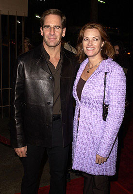 Premiere: Scott Bakula and Chelsea Field at the Hollywood premiere of Life as a House - 10/24/2001