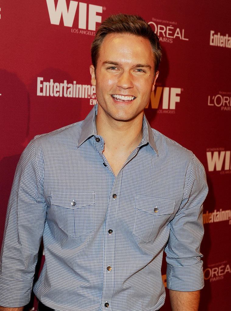 Scott Porter attends The 2011 Entertainment Weekly And Women In Film Pre-Emmy Party Sponsored By L'Oreal at BOA Steakhouse on September 16, 2011 in West Hollywood, California.