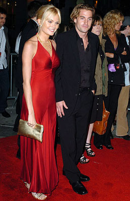 Premiere: Sunny Mabrey and Scott Speedman at the Westwood premiere of Columbia Pictures' XXX: State of the Union - 4/25/2005
