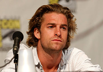 Scott Speedman of Underworld: Evolution San Diego Comic-Con, 7/16/2005