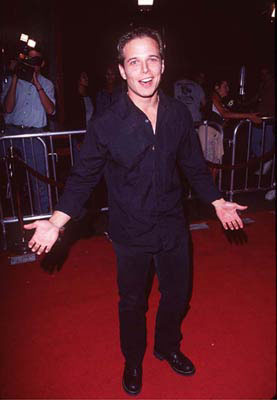 Premiere: Scott Wolf at the Hollywood premiere of New Line's Boogie Nights - 10/15/1997