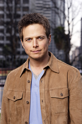 "Scott Wolf ABC's ""The Nine"""