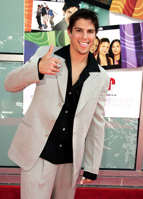 Premiere: Sean Faris at the Hollywood premiere of MGM's Sleepover - 6/27/2004