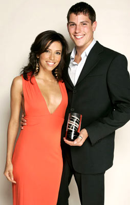 Eva Longoria and Sean Faris Movieline's Hollywood Life 7th Annual Young Hollywood Awards - 5/1/2005