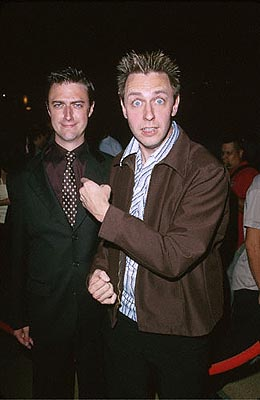 Premiere: Sean Gunn and James Gunn at the Los Angeles premiere of Regent's The Specials - 9/18/2000