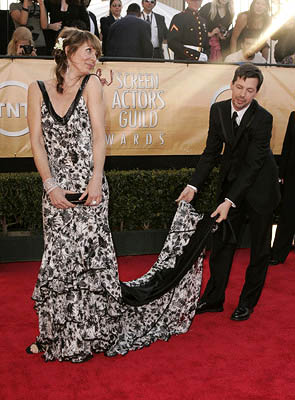 Allison Janney and Sean Hayes Screen Actors Guild Awards - 2/5/2005