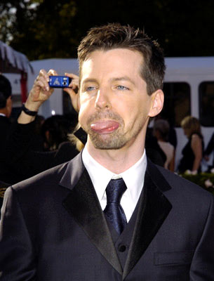 Sean Hayes 56th Annual Emmy Awards - 9/19/2004
