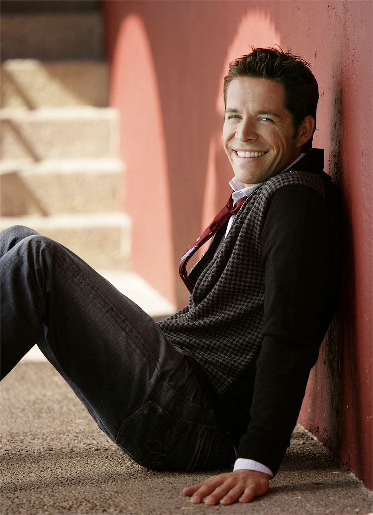 Sean Maguire stars in The Class on CBS.