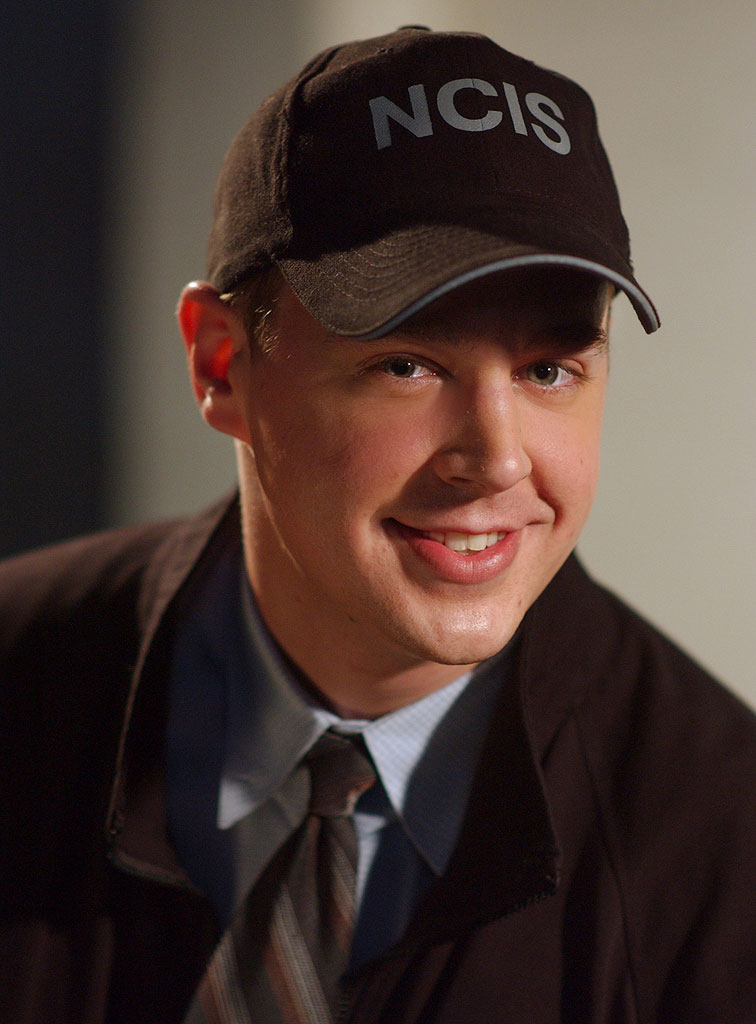Sean Murray stars as Special Agent Timothy McGee in NCIS on CBS.