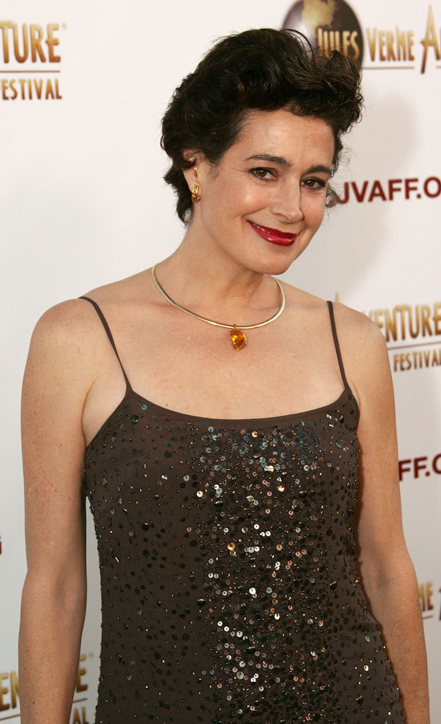 Sean Young attends Artistic Achievement Award To 'Blade Runner' at The Shrine Auditorium on December 9, 2007 in Los Angeles, California.