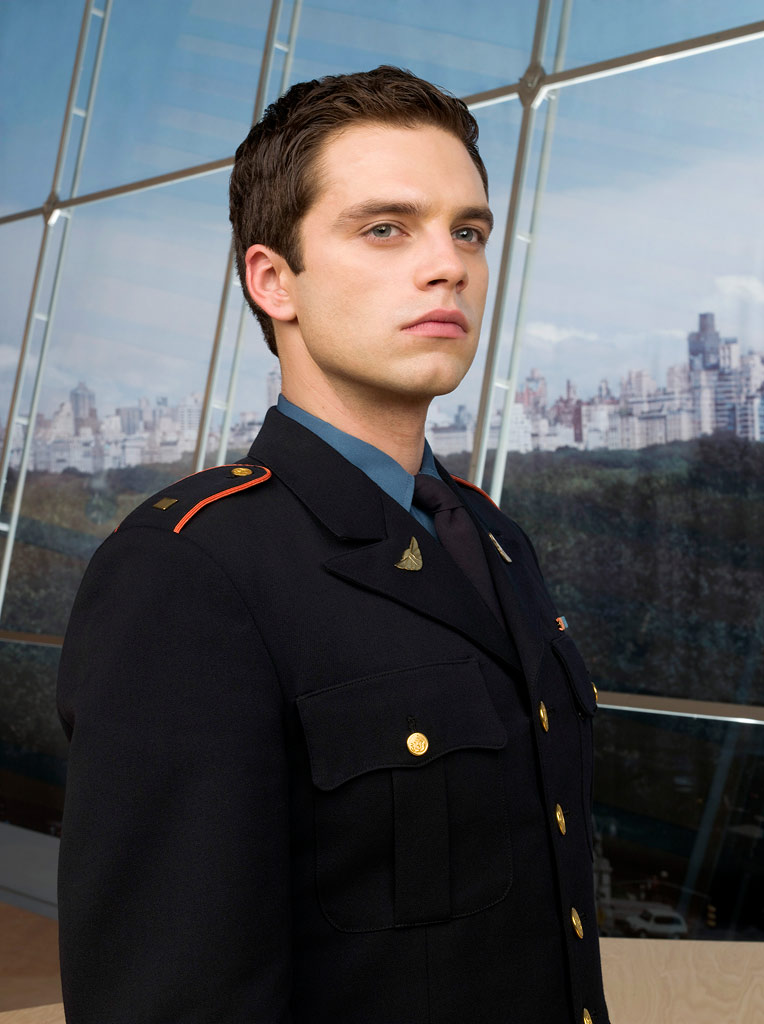 Sebastian Stan stars as Jack Benjamin in Kings.
