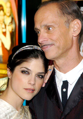 Premiere: Selma Blair and John Waters at the New York premiere of Fine Line Features' A Dirty Shame - 9/21/2004