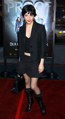 Premiere: Selma Blair at the Hollywood premiere of MGM's Bulletproof Monk - 4/9/2003