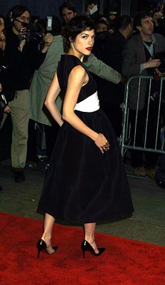 Premiere: Selma Blair at the New York premiere of Columbia's The Sweetest Thing - 4/8/2002