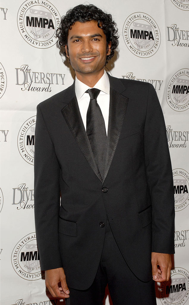 Sendhil Ramamurthy at the 2006 Diversity Awards.