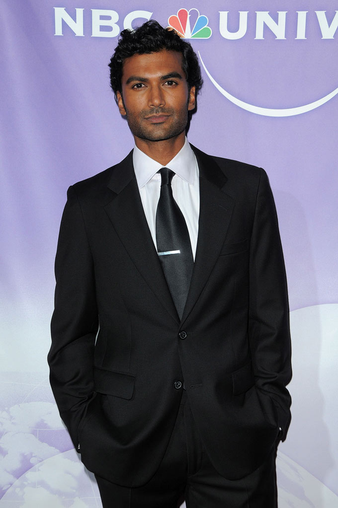 """Covert Affairs'"" Sendhil Ramamurthy arrives at NBC Universal's 2010 TCA Summer Party on July 30, 2010 in Beverly Hills, California."