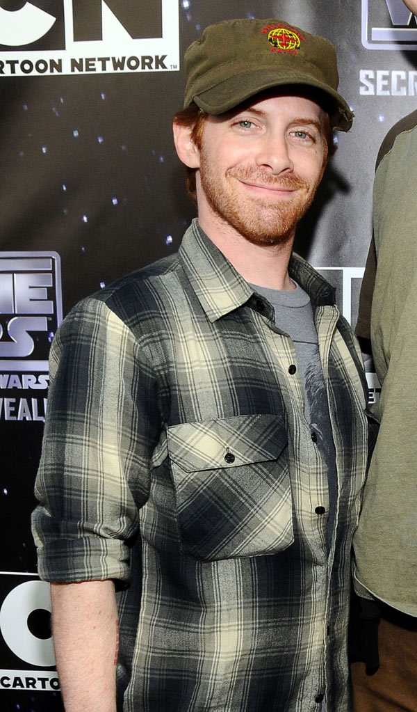 "Seth Green attends the ""Star Wars: The Clone Wars"" Season 3 premiere party on September 10, 2010, in San Francisco."