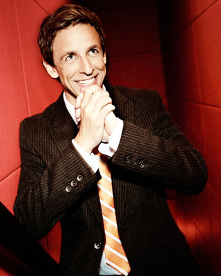 Seth Meyers NBC's Saturday Night Live