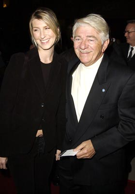 Premiere: Seymour Cassel and daughter at the LA premiere of Miramax's Chicago - 12/10/2002