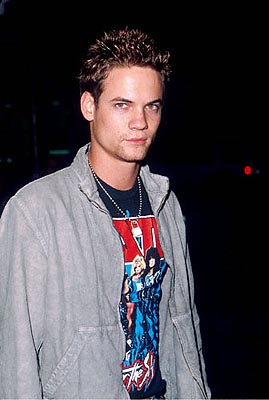 Premiere: Shane West at the Mann Bruin Theater premiere of Universal's Bring It On - 8/22/2000