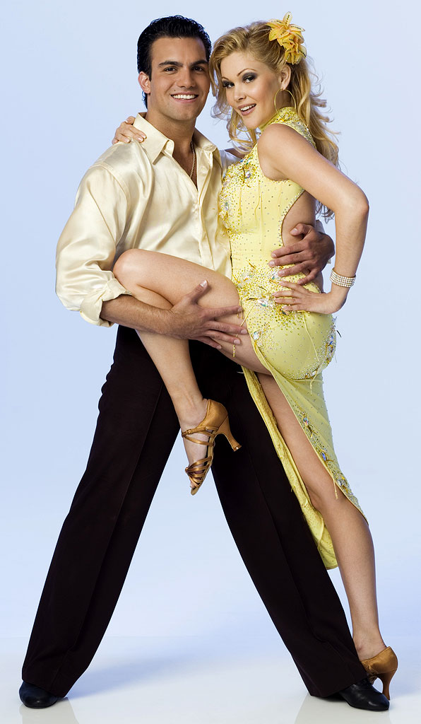 Model/Actress Shanna Moakler teams up with professional dancer Jesse DeSoto for Season 3 of Dancing with the Stars