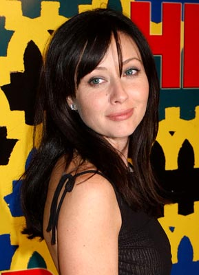 Shannen Doherty HBO Post Award Reception Griff's Restaurant - Beverly Hills, CA - 1/16/05