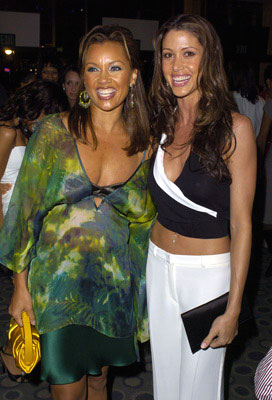 Premiere: Vanessa L. Williams and Shannon Elizabeth at the L.A. premiere of Fox Searchlight's Johnson Family Vacation - 3/31/2004