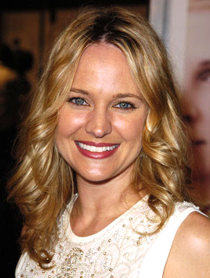 Premiere: Sharon Case at the Westwood premiere of Columbia Pictures' Closer - 11/22/2004