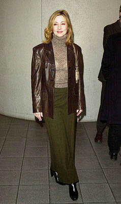 Premiere: Sharon Lawrence at the Hollywood premiere for Lot 47's Scotland, PA - 2/4/2002