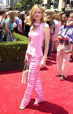 Premiere: Sharon Lawrence at the Hollywood premiere of Walt Disney's The Princess Diaries - 7/29/2001