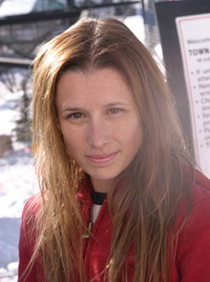 Shawnee Smith 1/22/2004 Sundance Film Festival